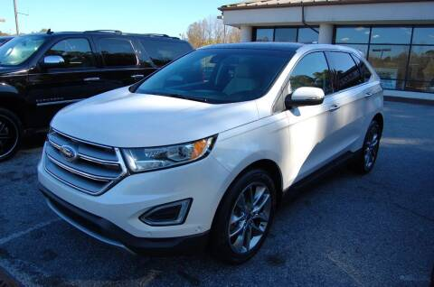 2015 Ford Edge for sale at Modern Motors - Thomasville INC in Thomasville NC