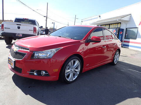 2013 Chevrolet Cruze for sale at Tommy's 9th Street Auto Sales in Walla Walla WA