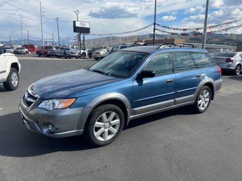 2009 Subaru Outback for sale at Auto Image Auto Sales in Pocatello ID
