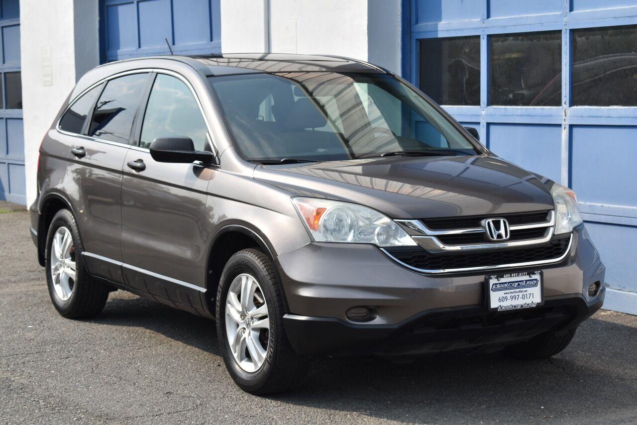 2010 Honda CR-V EX AWD 4dr SUV full