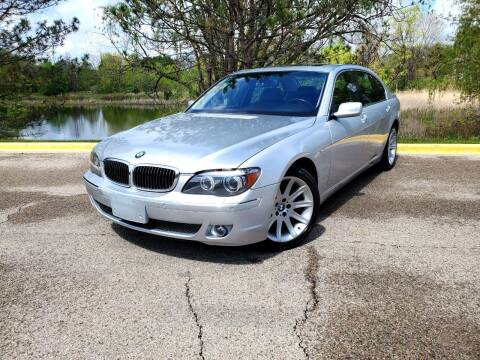 2006 BMW 7 Series for sale at Excalibur Auto Sales in Palatine IL