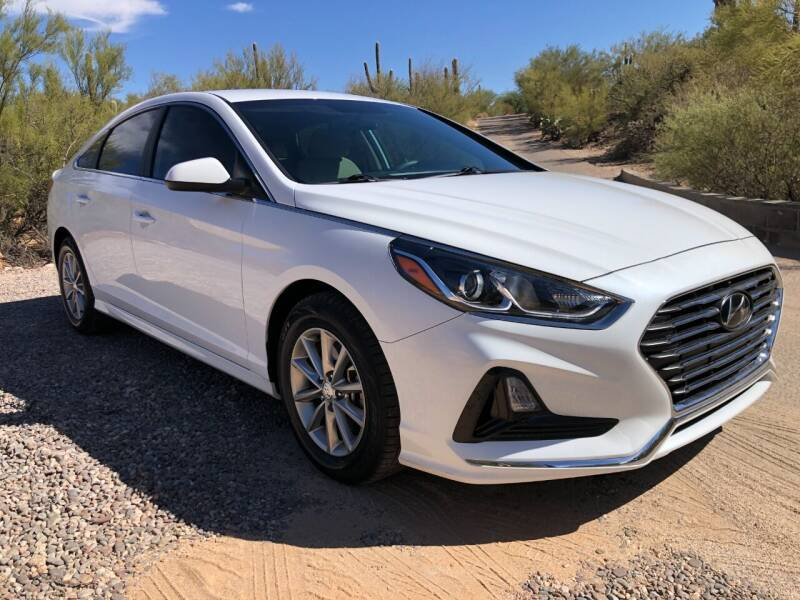 2018 Hyundai Sonata for sale at Auto Executives in Tucson AZ
