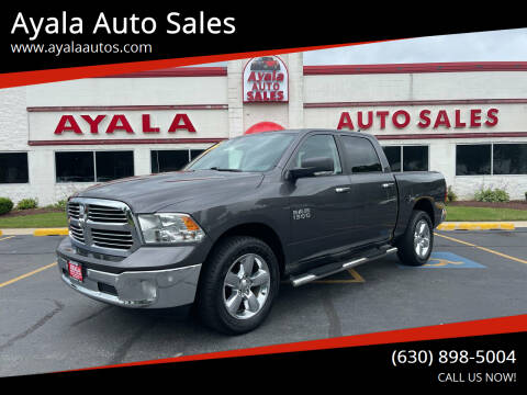 2016 RAM Ram Pickup 1500 for sale at Ayala Auto Sales in Aurora IL