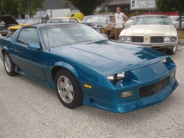 1992 Chevrolet Camaro for sale at Black Tie Classics in Stratford NJ