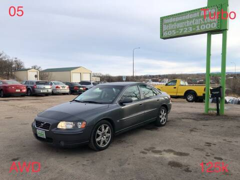 2005 Volvo S60 for sale at Independent Auto in Belle Fourche SD