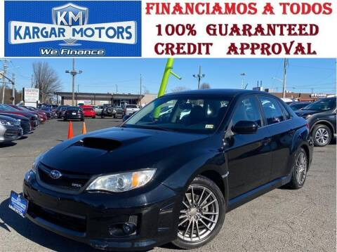 2013 Subaru Impreza for sale at Kargar Motors of Manassas in Manassas VA