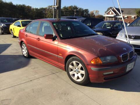 2000 BMW 3 Series for sale at A & H Auto Sales in Greenville SC