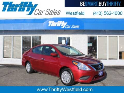 2019 Nissan Versa for sale at Thrifty Car Sales Westfield in Westfield MA