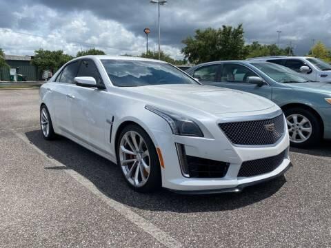 2019 Cadillac CTS-V for sale at JOE BULLARD USED CARS in Mobile AL