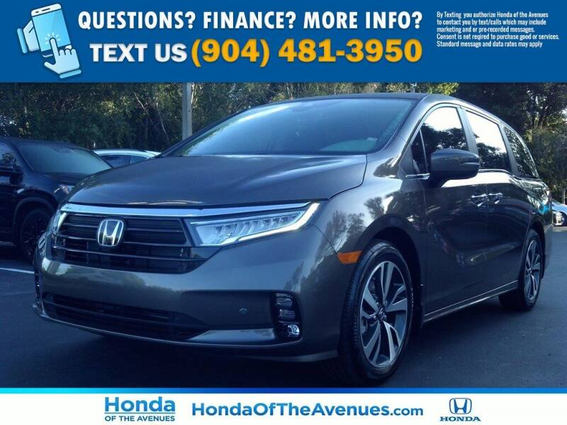 2022 Honda Odyssey for sale at Honda of The Avenues in Jacksonville FL