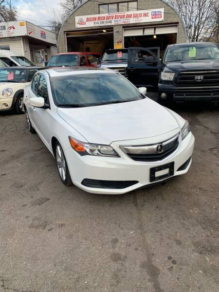 2014 Acura ILX for sale at Drive Deleon in Yonkers NY