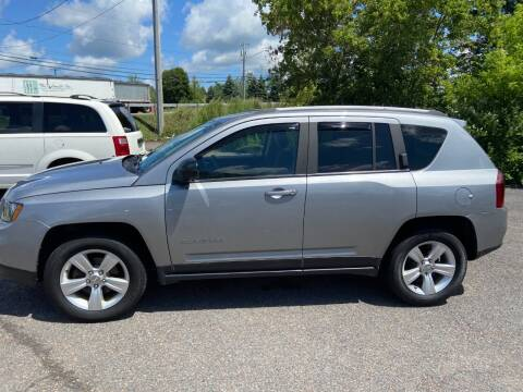2015 Jeep Compass for sale at Mark Regan Auto Sales in Oswego NY