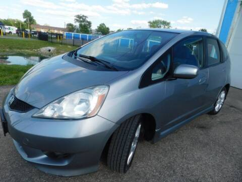 2009 Honda Fit for sale at Safeway Auto Sales in Indianapolis IN