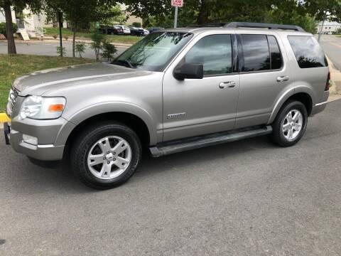 2008 Ford Explorer for sale at Dreams Auto Sales LLC in Leesburg VA