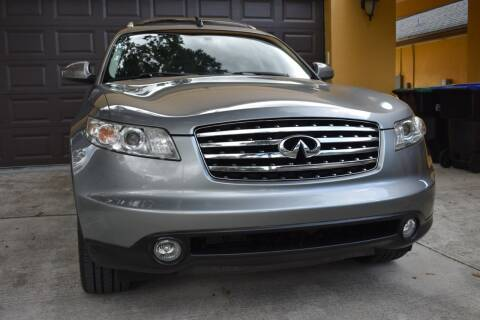 2004 Infiniti FX45 for sale at Monaco Motor Group in Orlando FL