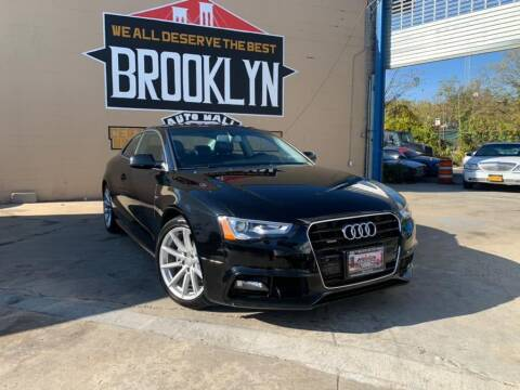 2015 Audi A5 for sale at Excellence Auto Trade 1 Corp in Brooklyn NY
