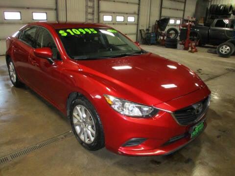 2016 Mazda MAZDA6 for sale at Granite Auto Sales in Redgranite WI