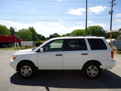 2004 Honda Pilot for sale at Street Source Auto LLC in Hickory NC