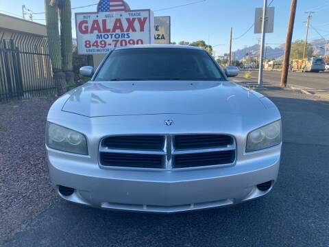 2010 Dodge Charger for sale at GALAXY MOTORS in Tucson AZ