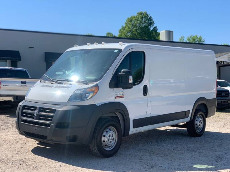 2016 RAM ProMaster Cargo for sale at DAB Auto World & Leasing in Wake Forest NC