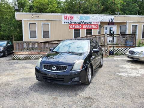 2009 Nissan Sentra for sale at Seven and Below Auto Sales, LLC in Rockville MD