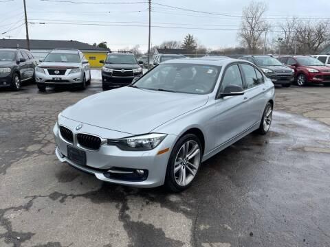 2014 BMW 3 Series for sale at Dean's Auto Sales in Flint MI