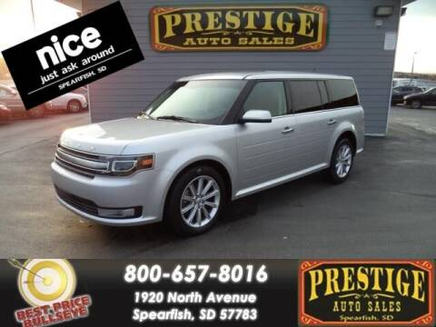 2019 Ford Flex for sale at PRESTIGE AUTO SALES in Spearfish SD