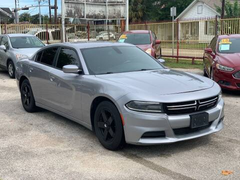 2015 Dodge Charger for sale at David Morgin Credit in Houston TX