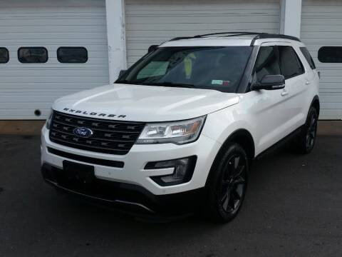 2017 Ford Explorer for sale at Action Automotive Inc in Berlin CT