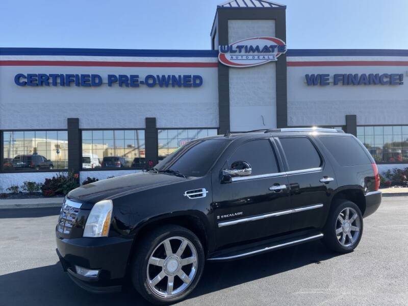 2008 Cadillac Escalade for sale at Ultimate Auto Deals DBA Hernandez Auto Connection in Fort Wayne IN