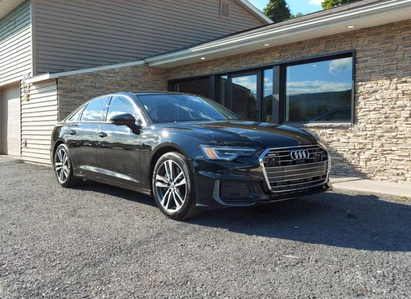 2019 Audi A6 for sale at PMC GARAGE in Dauphin PA