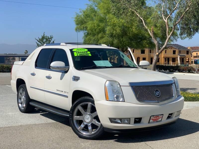 2008 Cadillac Escalade EXT for sale at Esquivel Auto Depot in Rialto CA
