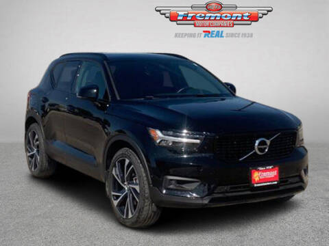 2019 Volvo XC40 for sale at Rocky Mountain Commercial Trucks in Casper WY