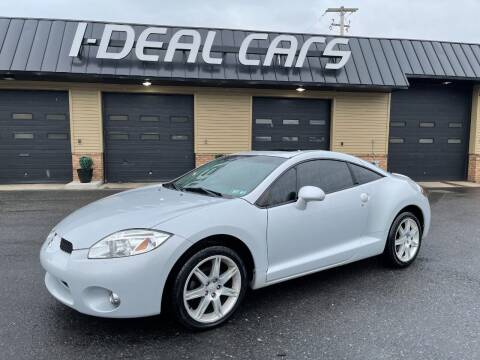 2006 Mitsubishi Eclipse for sale at I-Deal Cars in Harrisburg PA