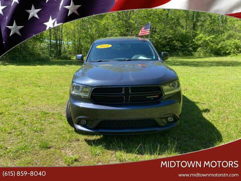 2014 Dodge Durango for sale at Midtown Motors in Greenbrier TN