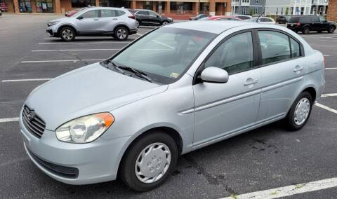 2010 Hyundai Accent for sale at Drive Now Auto Sales in Norfolk VA