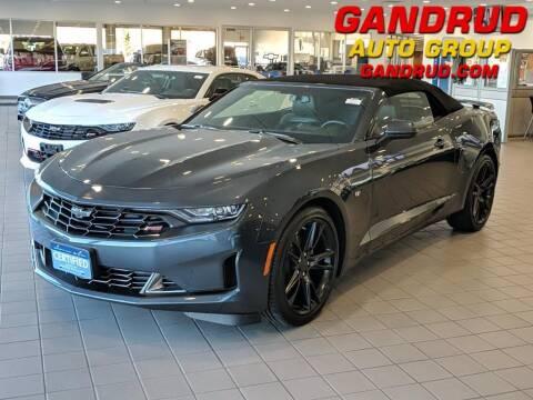 2019 Chevrolet Camaro for sale at Gandrud Dodge in Green Bay WI
