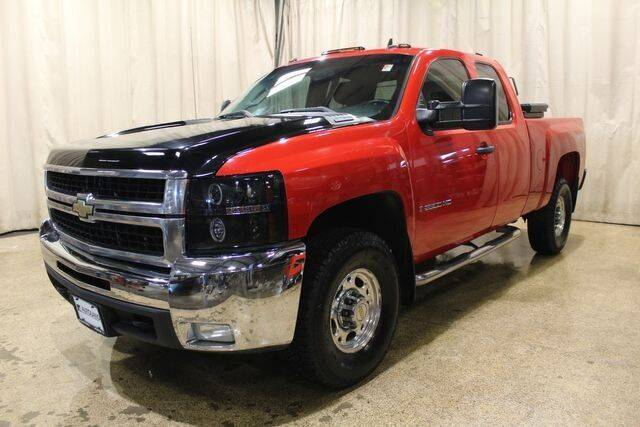 2007 Chevrolet Silverado 2500HD for sale at Autoland Outlets Of Byron in Byron IL