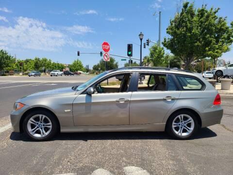 2008 BMW 3 Series for sale at Coast Auto Sales in Buellton CA