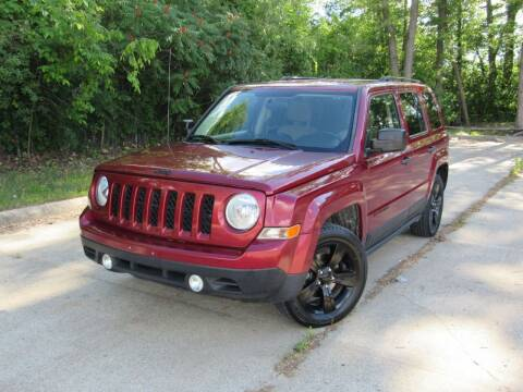 2014 Jeep Patriot for sale at A & R Auto Sale in Sterling Heights MI
