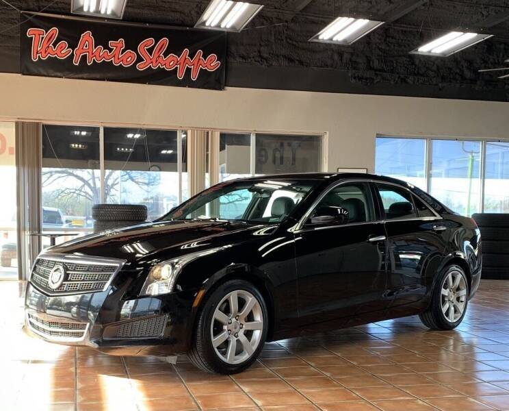 2014 Cadillac ATS for sale at The Auto Shoppe in Springfield MO
