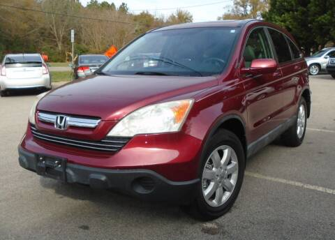 2009 Honda CR-V for sale at SAR Enterprises in Raleigh NC