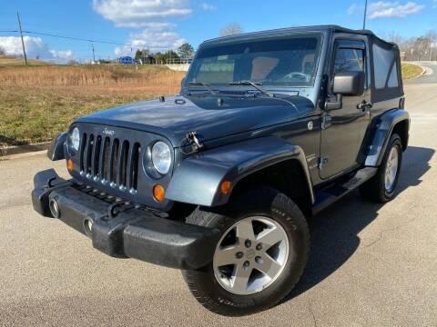 2007 Jeep Wrangler for sale at Gwinnett Luxury Motors in Buford GA