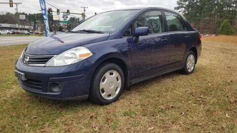 2010 Nissan Versa for sale at Whitmore Chevrolet in West Point VA