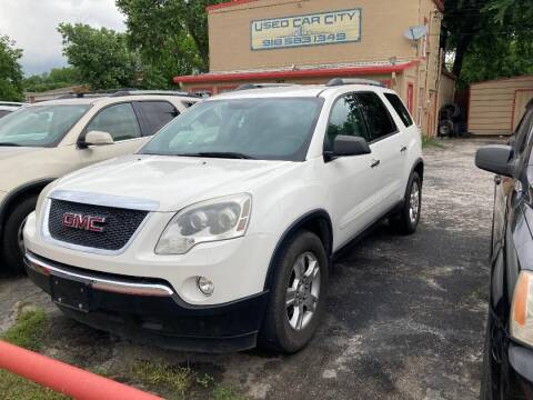 2012 GMC Acadia for sale at Used Car City in Tulsa OK