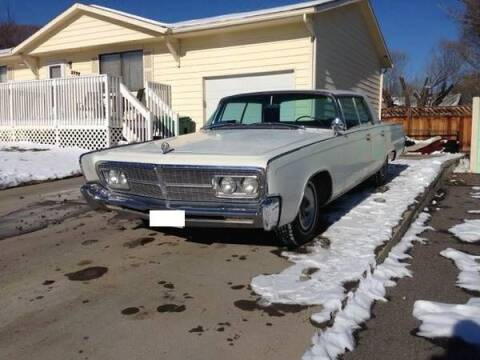 1965 Chrysler Imperial for sale at Haggle Me Classics in Hobart IN