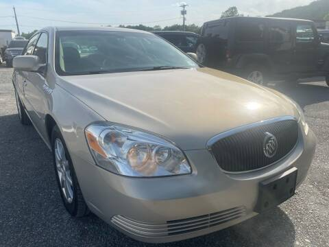 2008 Buick Lucerne for sale at Ron Motor Inc. in Wantage NJ