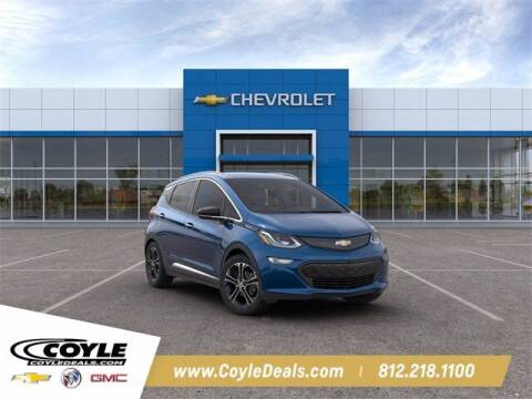 2020 Chevrolet Bolt EV for sale at COYLE GM - COYLE NISSAN - New Inventory in Clarksville IN