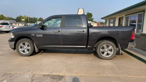 2017 RAM Ram Pickup 1500 for sale at Eagle Care Autos in Mcpherson KS