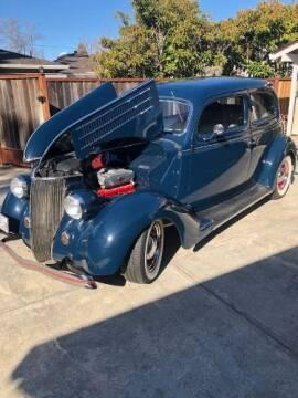 1936 Ford Tudor for sale at Classic Car Deals in Cadillac MI